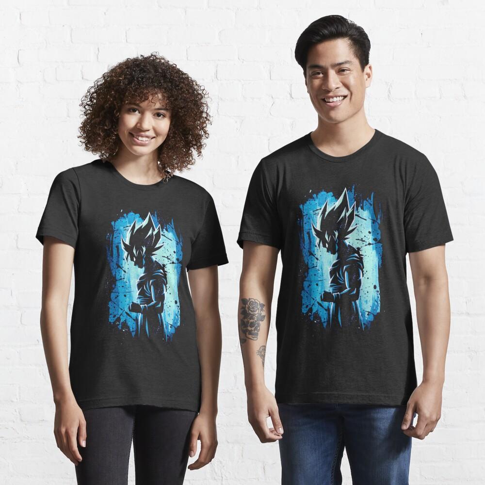 Super Saiyan Blue Essential T-Shirt