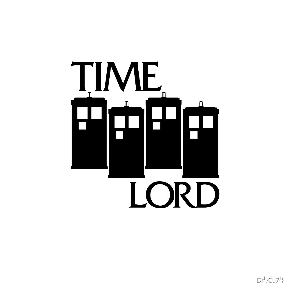 Damaged Doctor - Time Lord by Dr4Cu74