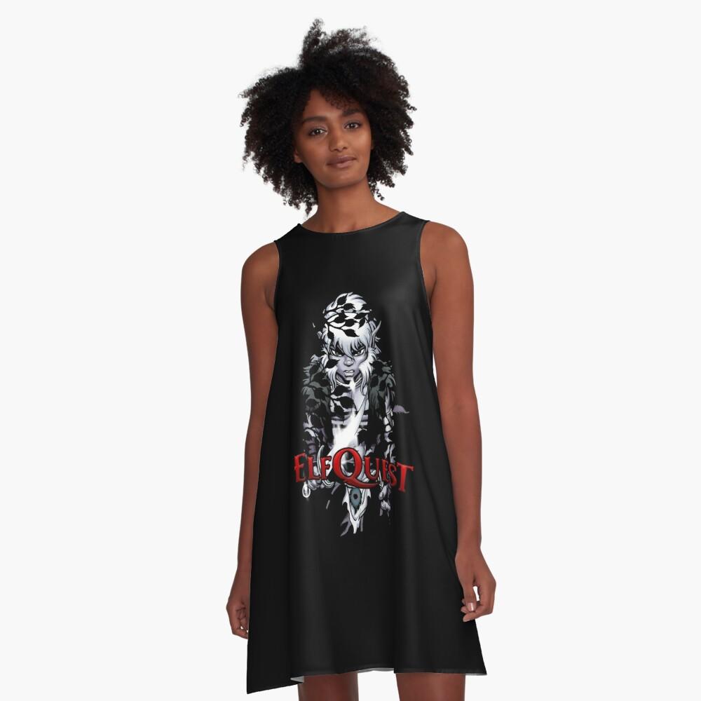 Darkwood Cutter (multiple options) A-Line Dress