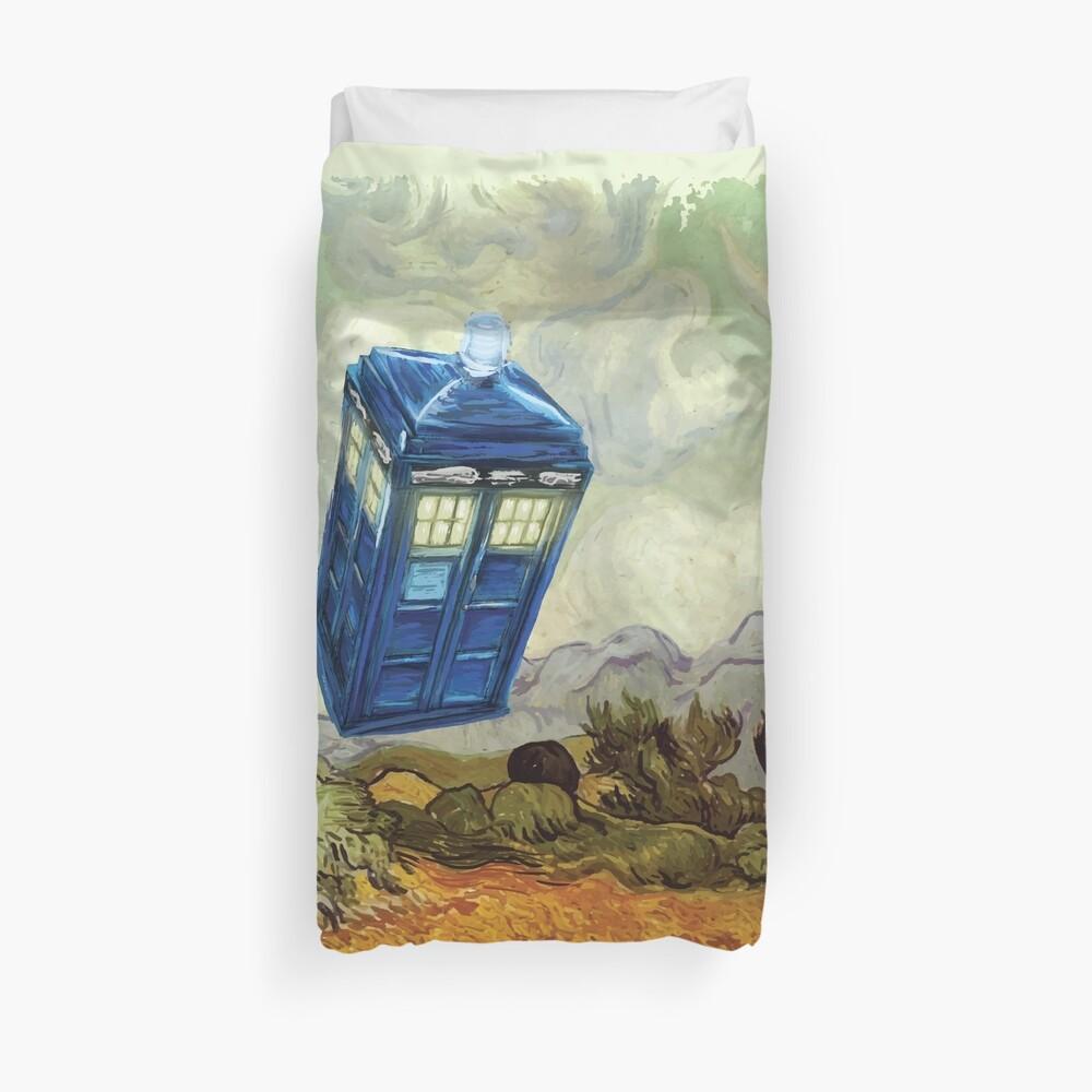 Vincent und der Doktor Bettbezug