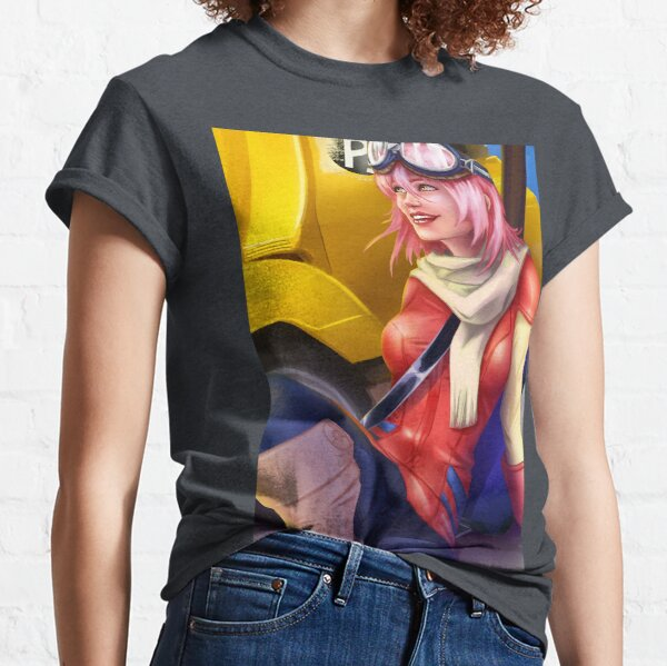 Motorcycle Driver Classic T-Shirt