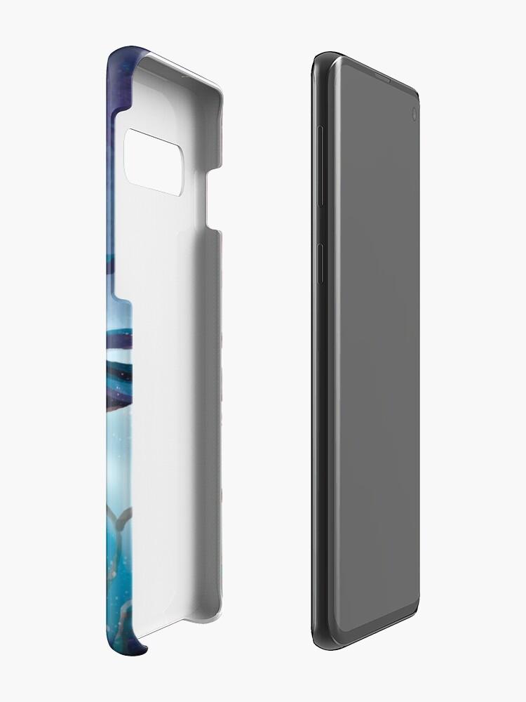 Alternative Ansicht von Alpha Hirsch Hülle & Klebefolie für Samsung Galaxy