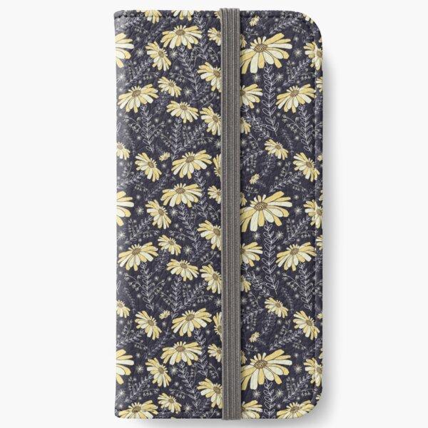 Flower wonderland iPhone Wallet