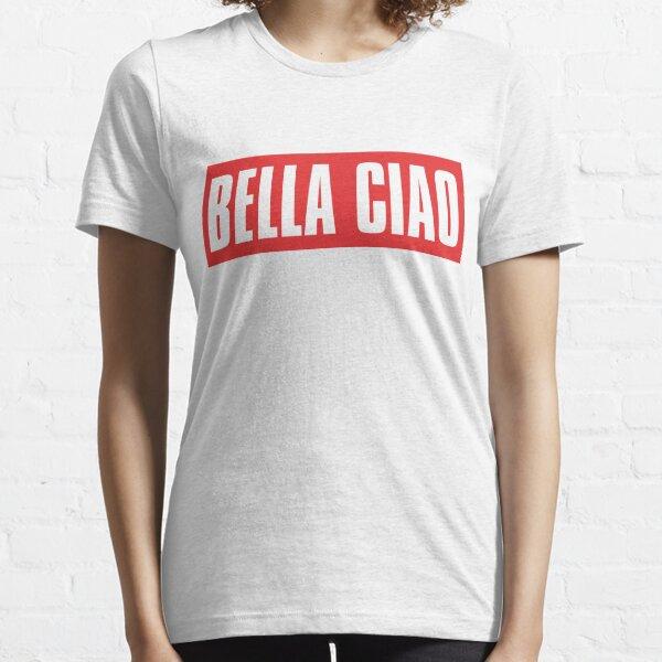 LA CASA DE PAPEL - Bella Ciao T-shirt essentiel