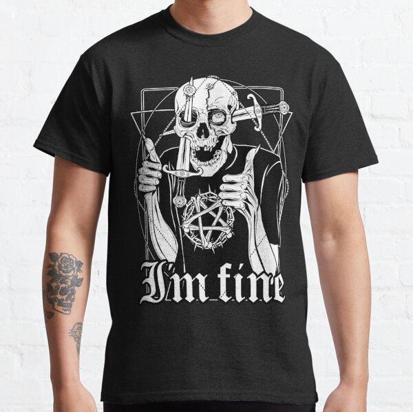 I'm fine / Thumbs up Classic T-Shirt