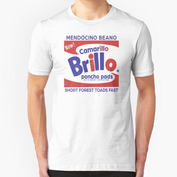Camarillo Brillo Slim Fit T-Shirt