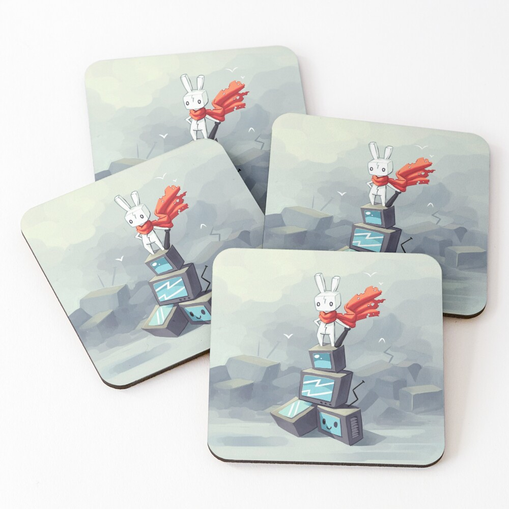 King Of The Hill Coasters (Set of 4)