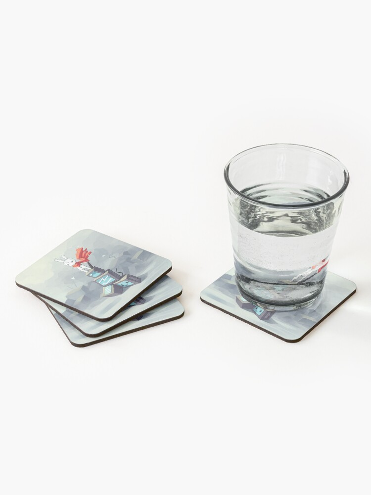 Alternate view of King Of The Hill Coasters (Set of 4)