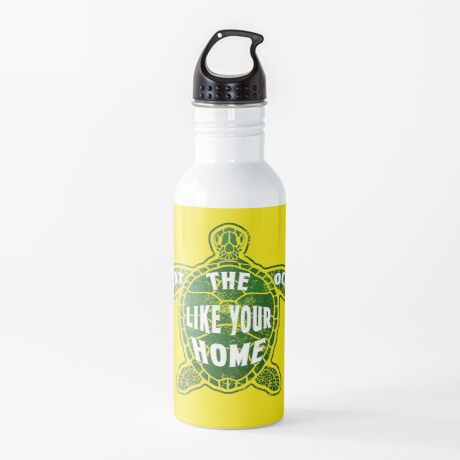 Treat the Ocean like your Home Water Bottle