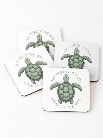 The Voice of the Sea Speaks to the Soul Coasters