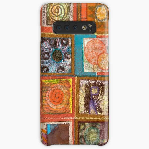 The Succulent Edge of a Winter Moon Samsung Galaxy Snap Case