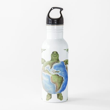 Save the Earth Skip the Plastic Water Bottle