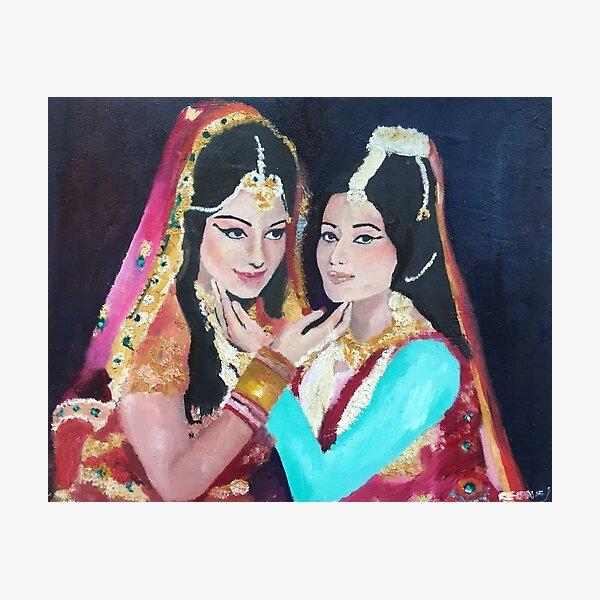 Pyar is Pyar Photographic Print