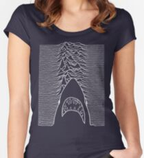 Jaw division Women's Fitted Scoop T-Shirt