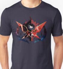 Gurren Lagann - Who the hell do you think i am ? (text-less) T-Shirt