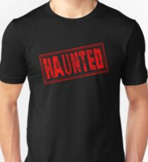 Haunted Slim Fit T-Shirt