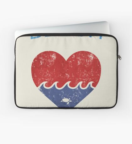 Beach LOVE  Laptop Sleeve