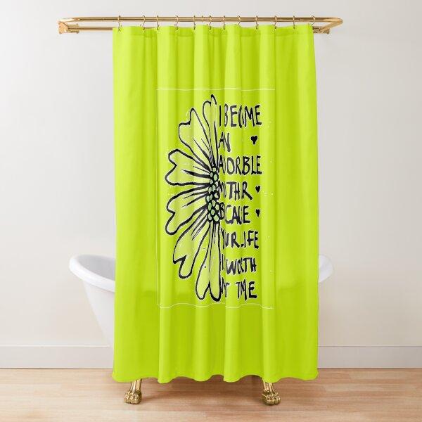 I became mother  Shower Curtain