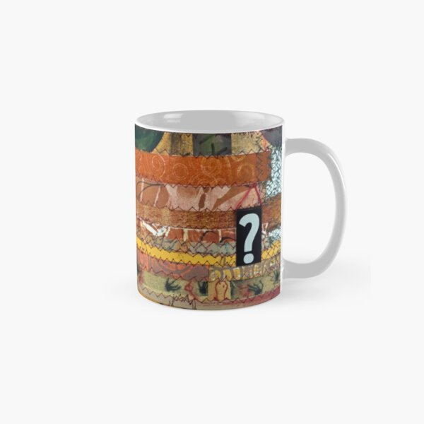 All destiny is determined by shape Classic Mug