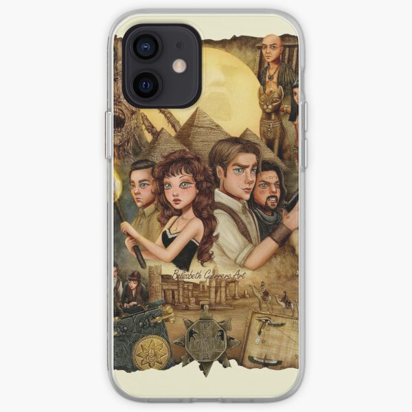 The Mummy iPhone Soft Case