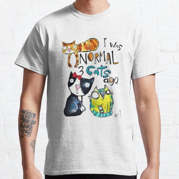 3 Cats ago! Classic T-Shirt