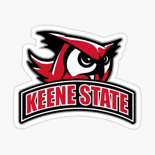Keene State Logo Sticker