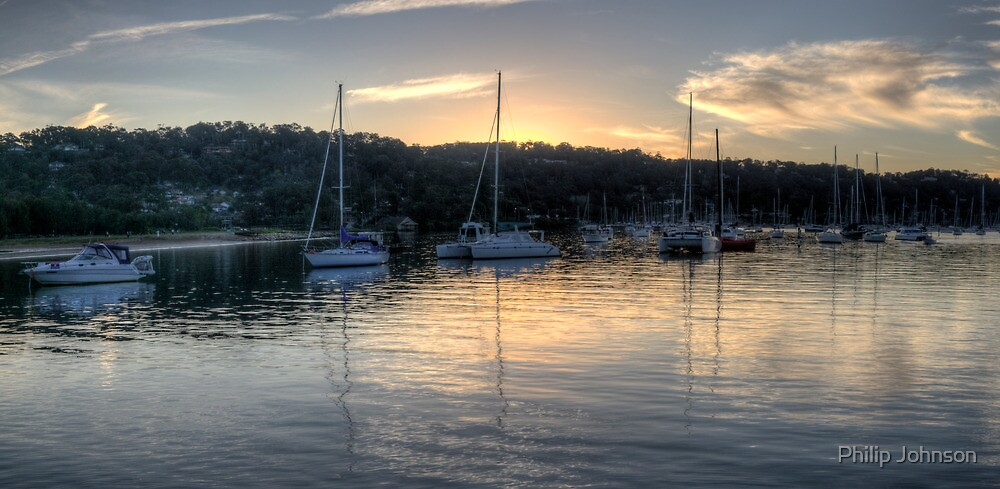 Meditation On Newport - Newport, Sydney - The HDR Experience by Philip Johnson