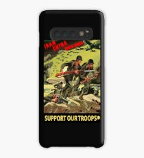 Army - Iran - China - N Korea - Support Our Troops Case/Skin for Samsung Galaxy