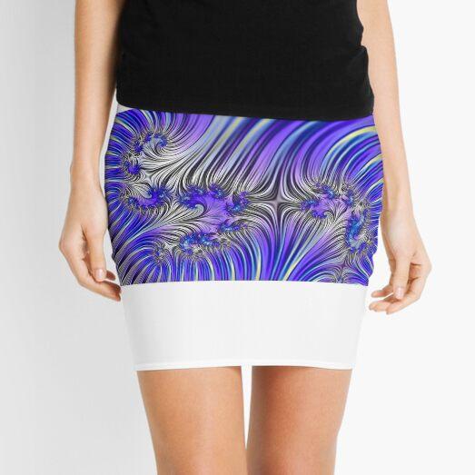 Fractal Mini Skirt