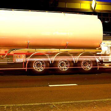 Big Wheels Keep On Rolling de LonelyMinstrel