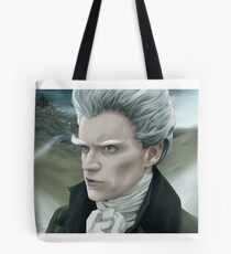 The Gentleman with the Thistle-down hair Tote Bag