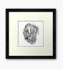 Wildflower Immersion Framed Print