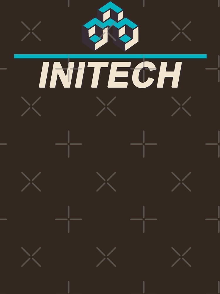 TShirtGifter presents: Initech Corporation | Unisex T-Shirt
