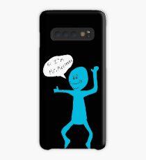 Hi I'm Mr. Meeseeks! Case/Skin for Samsung Galaxy
