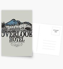 The OverLook Hotel Postcards