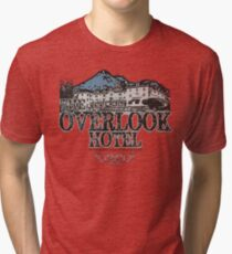 The OverLook Hotel Tri-blend T-Shirt