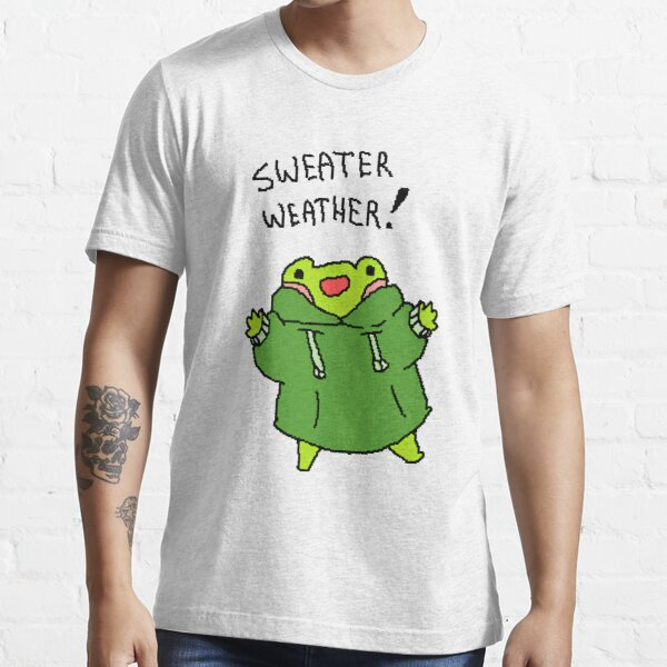 Sweater Weather! Essential T-Shirt