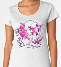 Ghost Power Unlimited Premium Scoop T-Shirt