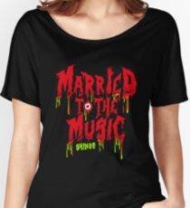 SHINEE Married to the Music Women's Relaxed Fit T-Shirt