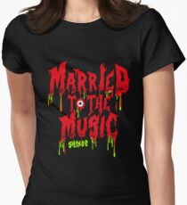 SHINEE Married to the Music Women's Fitted T-Shirt