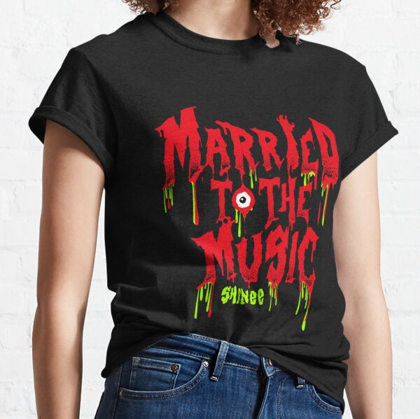 SHINEE Married to the Music Classic T-Shirt