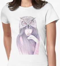 The Wisdom Women's Fitted T-Shirt