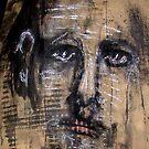 Face, Bernard Lacoque-14 by ArtLacoque