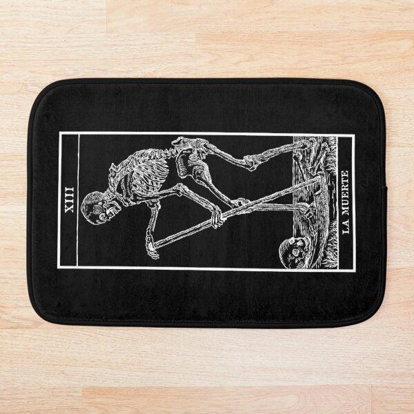 La Muerte Bath Mat