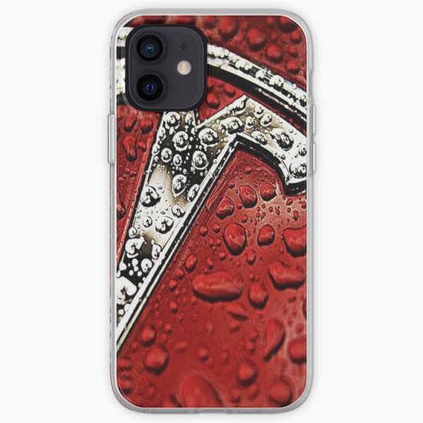 Tesla Powered! iPhone Soft Case