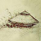 Da Vinci's tank by Ednathum