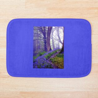 Quot Bluebells In The Forest Rain Quot By Charmiene Maxwell Batten