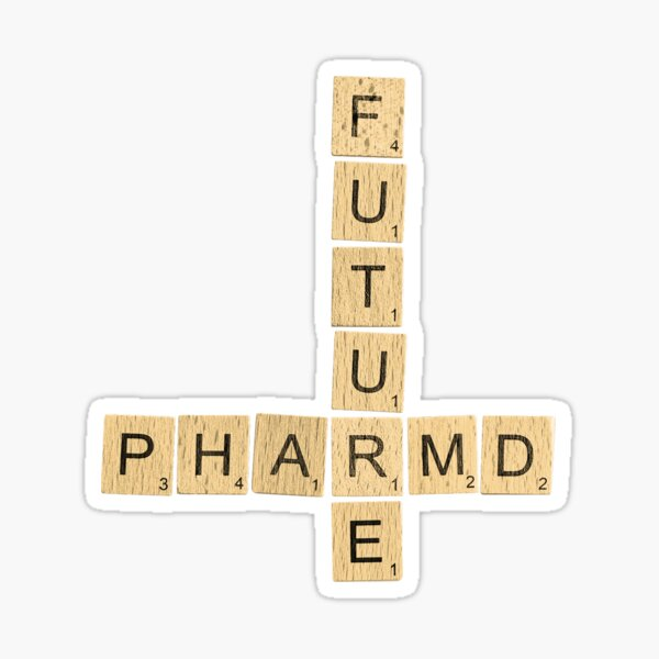 Future Pharmd Sticker
