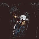 Howl & Sophie by Ednathum