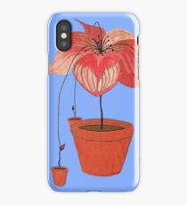 How Potted Plants Reproduce iPhone Case/Skin